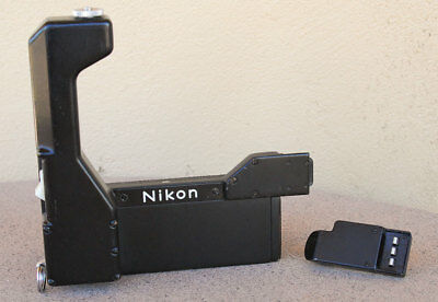 Nikon F-36 Cordless Battery Pack Grip F36 Motor Drive Early Type 1 EXC+