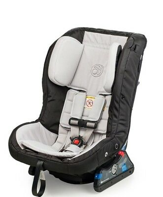 Orbit Baby G3 Toddler  Car Seat, Black, Used with new belts and upholstery