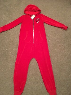 New With Tags Red Hooded Girls Next Onsie Age 10
