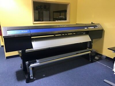 Roland SolJet Pro 4 XR-640 Printer Cutter -Like New Condition