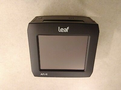 Leaf AFi-II 10 - 56 Megapixel Digital Back - - Brand New, Without the box! Rare