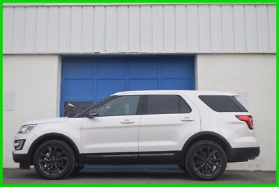 2017 Ford Explorer XLT Repairable Rebuildable Salvage Runs Great Project Builder Fixer Easy Fix Save