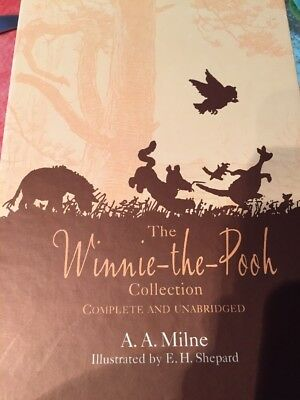The Winnie the Pooh 2 Book Complete Collection Boxed