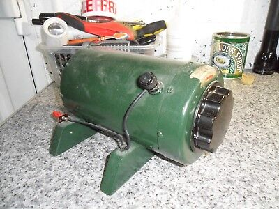 Large variable inductor -  antenna tuner?  Looks ex MOD