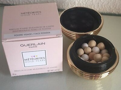 Guerlain Meteorites GOLD PEARL - Holiday 2017 - NEW IN BOX