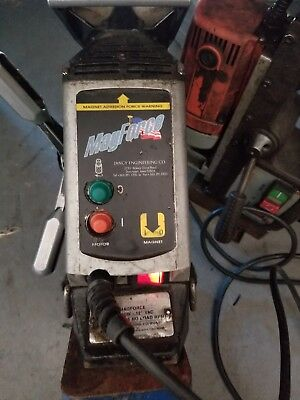 """Yancy Magnetic Drill Press 2.5"""" Travel (MAGFORCE)"""