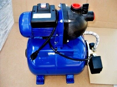 Foster 3/4hp Shallow well Water Pressure Pump with Tank!  (Cottage, Cabin, Farm!