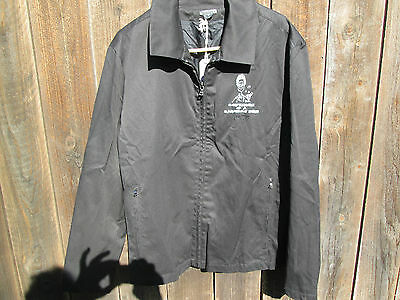 CHUCK BARRIS Film Crew Jacket CONFESSIONS OF A DANGEROUS MIND CIA GONG SHOW