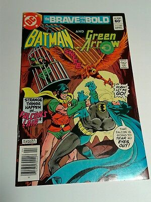 brave and the bold starring batman from dc comics in 1982 185-194 lot