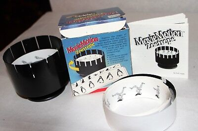 Movie Motion Zoetrope Science  Animation Toy for Children