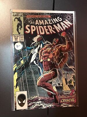 The Amazing Spider-Man Lot 189 293 Kraven's Last Hunt
