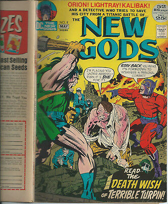 The New Gods (Dc) May 1972