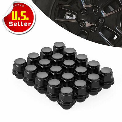 20pcs 60MM Extended Spike Lug Nuts 12X1.5 Neo Chrome for Ford Honda Acura Chevy