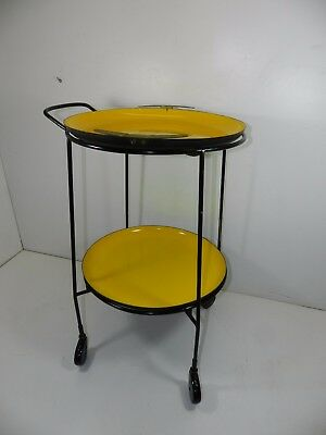Warenkorb Bar trolley Italien 60er Jahre' Bar Cart/serving