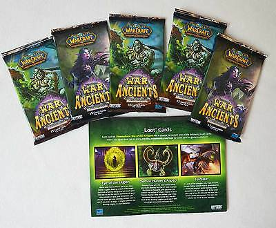 WoW - 5x War of the Ancients Booster - Warcraft - Loot Chance Feldrake