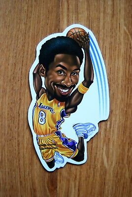 Kobe Bryant Los Angeles Lakers Fridge Magnet #8 NBA