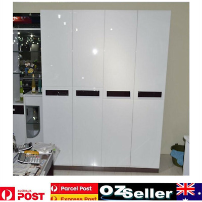 Self Adhesive Waterproof Wallpaper Kitchen Cabinet Furniture DIY Film Vinyl PVC