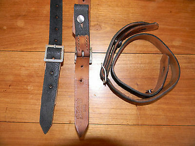 jugulaire casque allemand WW2 chinstrap 1942