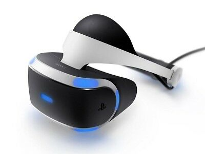PlayStation VR PSVR Pack with Camera and 2 x Move contollers PS4 WA