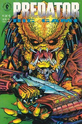 Predator: Big Game (1991 Ltd) #   4 Near Mint (NM) Dark Horse MODERN AGE COMICS