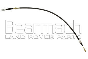 Land Rover Defender 90 110 130 300 Tdi Freno De Mano Cable-bearmach-stc1530