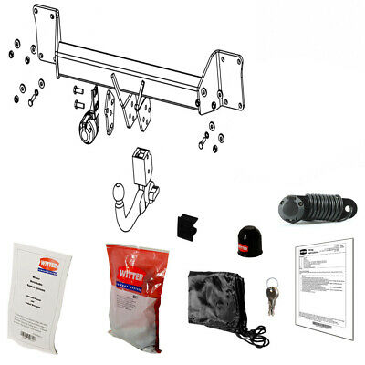 Witter Towbar for Volvo XC90 2015 On- Detachable Tow Bar