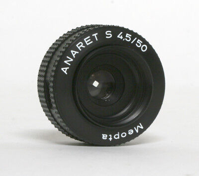 Meopta Anaret S 50mm F4.5 Enlarging Lens