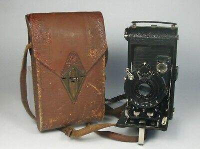 Vintage Collectible Vario Folding Camera German Photography Germany 30's?