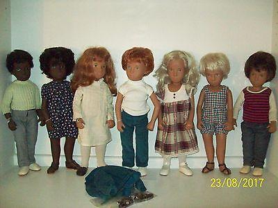 Sasha Doll Lot