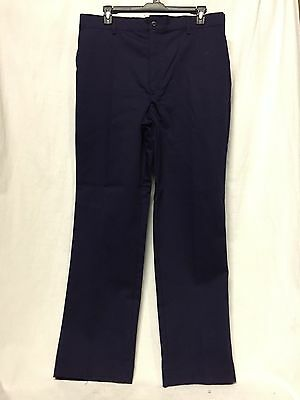 Red Kap Ind Flame Fire Resistant Work Pants Mens 40X35 Measures 38 X 34 Made Usa
