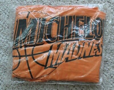 Vintage Michelob Madness Basketball Inflatable Blowup Still Sealed