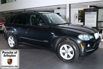 2009 BMW X5 xDrive35d Sport Utility 4-Door 2009 SUV Used Diesel I6 3.0L/183 6-Speed Automatic Diesel AWD Black