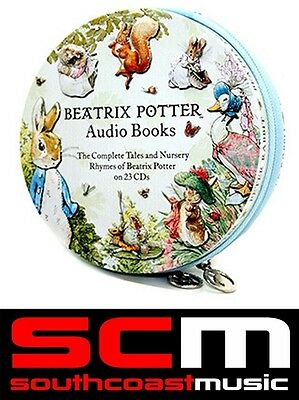Beatrix Potter Audio Books CD Story Book Classic Tales & Nursery Rhymes 23 CDs