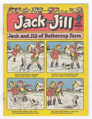 Jack and Jill Comic - No 46 -  8th Jan 1955 -  SCARCE! NEW YEAR ISSUE!!