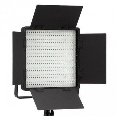 CN-600SA VIDEO LIGHT LED. 600 LEDs COMPLETE WITH 3 FILTERS AND POWER SUPPLY