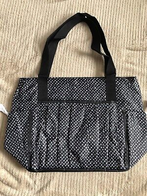 NIP Thirty-One New Day Tote in lil Scribble ~Gym,Diaper bag