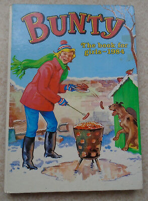 Bunty The Book for Girls Annual 1984