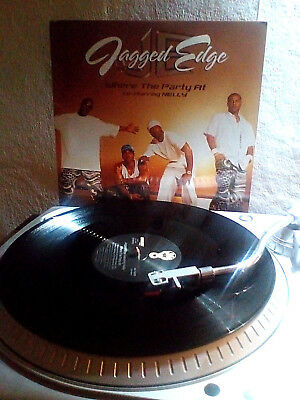 Jagged Edge - Where the Party at - LP / Vinyl