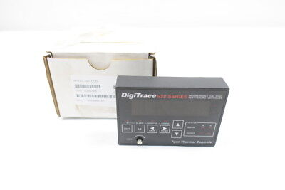 New Tyco 920Con Digitrace 920 Series Dual Point Heat-Tracing Controller D587760