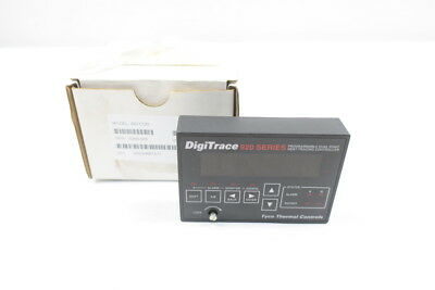 Tyco 920CON Digitrace 920 Series Dual Point Heat-tracing Controller