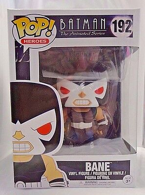 BANE 192 Funko POP Batman The Animated Series vinyl figure New In Package
