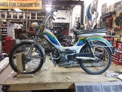 1979 Indian  Indian 50cc moped 1979