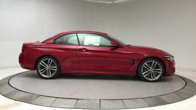 2018 BMW 4-Series 440i 440i 4 Series New 2 dr Convertible Automatic Gasoline 3.0L Straight 6 Cyl Melbou