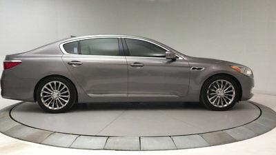 2016 Kia K900 4dr Sedan V8 Luxury 4dr Sedan V8 Luxury Gasoline 5.0L 8 Cyl Mineral Silver