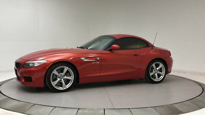 2016 BMW Z4 Roadster sDrive28i Roadster sDrive28i Low Miles 2 dr Convertible Automatic Gasoline 2.0L 4 Cyl Vale