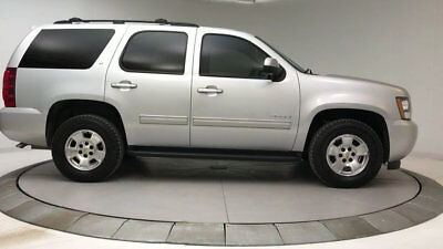 2012 Chevrolet Tahoe 2WD 4dr 1500 LT 2WD 4dr 1500 LT SUV 5.3L 8 Cyl  Silver Ice Metallic