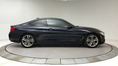 2015 BMW 4-Series 428i 428i 4 Series 2 dr Coupe Gasoline 2.0L 4 Cyl Imperial Blue Metallic