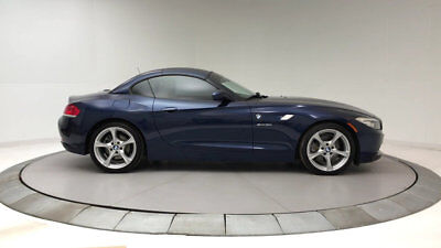 2011 BMW Z4 Roadster sDrive30i Roadster sDrive30i Low Miles 2 dr Convertible Automatic Gasoline 3.0L STRAIGHT 6