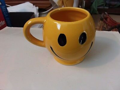 Mccoy Happy Face Coffee Cup