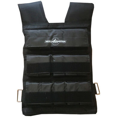 New Muscle Motion 30Kg Adjustable Weight Vest